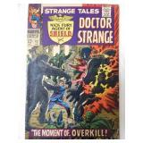 Strange Tales issue #151 (December, 1966)