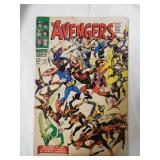 The Avengers issue #44 (September, 1967)