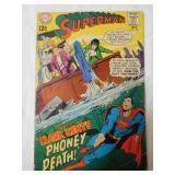 Superman issue #210 (October, 1968)