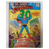 Superman issue #207