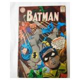 Batman issue #196 (November, 1967)