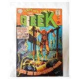 Brother Power The Geek issue #2 (Nov-Dec, 1968)