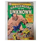 Challengers of the Unknown issue #52