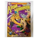 The Atom & Hawkman issue #39 (Oct-Nov, 1968)