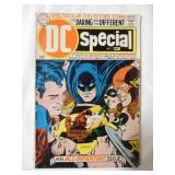 DC Special issue #1 (Oct-Dec, 1968) First edition