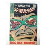 Amazing Spider-Man issue #55 (December, 1967)