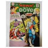 The Hawk & the Dove issue #1 (Aug-Sept, 1968)