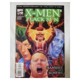 X-Men (Black Sun: Banshee and Sunfire) issue #3
