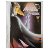 Battle of the Planets / Witchblade issue #1