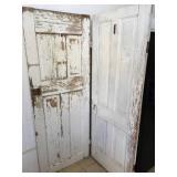 2-Wood doors