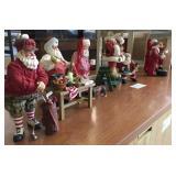 8-Clothtiques Santas