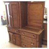 """Rock City"" Dresser Unit (solid wood)"