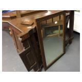 antique dresser w/mirror