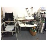 convalescent equipment