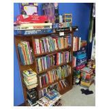 books, games & shelf