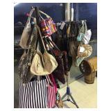 2-racks & purses