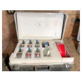 Set of Ashcroft test gauges
