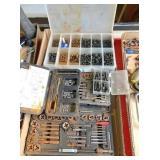 tap & die tools, heli coil & plugs