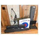 Robin Hood Compound Bow, 3-hard gun cases,