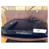 Vizio DVD player & Yamaha sound receiver
