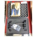 phone line splicer, machinist tools