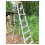 1- aluminum ladder 6