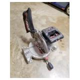 "Task Force 10"" miter saw"