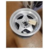 "16"" Aluminum Rims Multi-Hole Pattern"