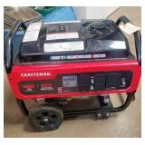 Craftsman 3500 Watt Generator (like new-tested)