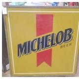 Michelob lighted sign 4
