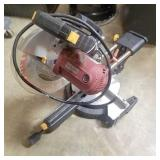 Chicago Electric Compound Mitre Saw