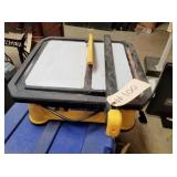 Tile Wet Saw