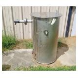 Stainless Steel Homemade Smoker
