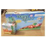 Topsy Turvey Tomato Growing Stand