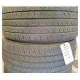 4-Michelin P225 45/18 Tires