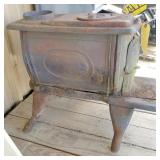 Vintage Wood Burning Stove