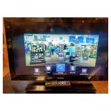 "Toshiba 32"" Flat Screen TV w/remote"