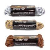 3 65 Foot Spools of Braided Rope