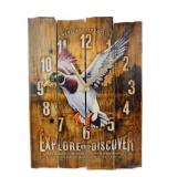 American Expedition Duck Clock