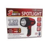 I-Zoom 3 Watt Spotlight