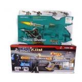 Sharp Shooter and Shot Gun Toys