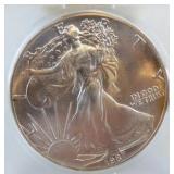 1987 U.S. $1.00 American Eagle - BU