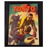 Jul-Aug 1952 TONTO Dell 10c Comic Book