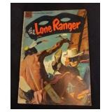 Oct 1953 THE LONE RANGER Dell 10c Comic Book