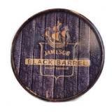2014 Jameson Black Barrel Irish Whiskey Sign