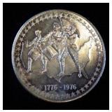 1976 USS Second Centennial 1 oz. Silver Round