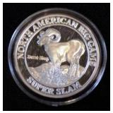 North American Big Game SuperSlam 1 oz.  Round