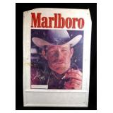 Marlboro Man Metal Sign