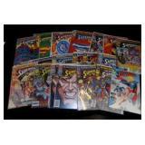 """Superman """"Reign"""" Comics"""