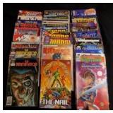 50 DC And Independent Comics